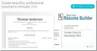 Make A Resume Free Online Inspiration Build A Resume Free Online Newyorkprints