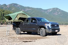 Ranger Series Roof Top Tent - Quick Car Top Tent