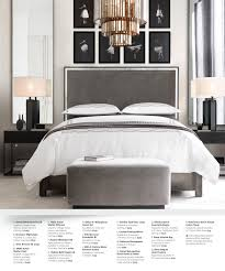 love mirrors over bed side table