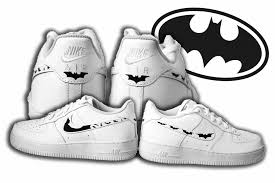 Scarpe Nike Personalizzate Air Force Dipinte A Mano