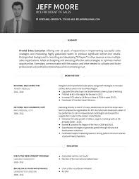 13 Slick And Highly Professional Cv Templates Guru Curriculum