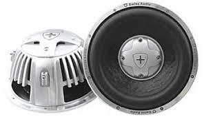 swiss audio swl 1281 12 500 watt excursion car audio subwoofer