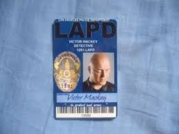 On Popscreen Popscreen On Lapd Badge Lapd Badge Lapd