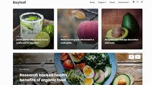 Wp Restaurant Themes Wordpress Restaurant Theme Free Download 2019 Arenareviews