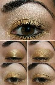wedding makeup for brown eyes gold eye makeup tutorial romantic wedding makeup tutorial for