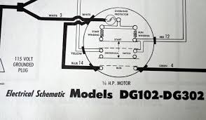 tag electrical schematics for vintage washers dryers appliances next