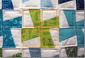 Quilting on a Budget: Take Stitch in the Ditch one step further ... & 3607414279_f78cce24e1 Adamdwight.com