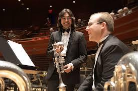 Curtis Institute of Music - Trumpeter Matt Gajda and tubist Andrew ...