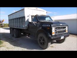 All Chevy chevy c60 : 1972 Chevrolet C60 Custom grain truck for sale | sold at auction ...