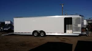 aluminum enclosed trailers featherlite trailers 2018 2019 car featherlite car haulers race car trailers featherlite trailer 4926