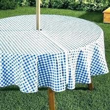 umbrella tablecloth
