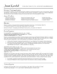 Part Time Resume Template – Resume Pro