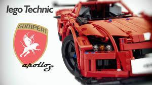 Lego Technic Gumpert Apollo S - YouTube