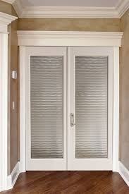 Interior Door - Custom - Double - Solid Wood with White Paint ...