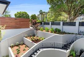 innovative retaining wall ideas