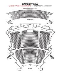 Scottsdale Center For The Arts Seating Chart Phx Stages Seating Charts