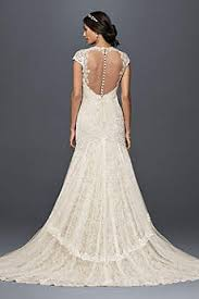 romantic wedding dresses davids bridal