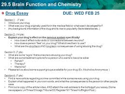 brain function and chemistry ppt video online  16 drug