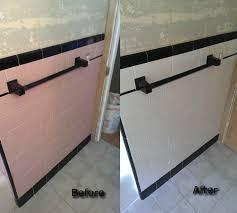bathroom tile refinishing. Ceramic Tile Refinishing Bathroom