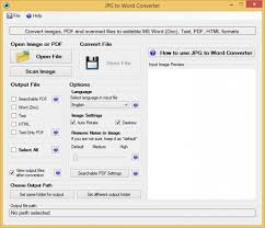 How To Convert Scanned Images Into Editable Word Files