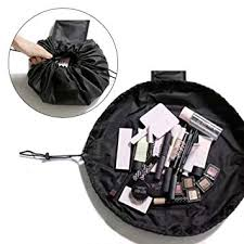 MONSTINA Makeup Bag Waterproof Makeup Storage ... - Amazon.com