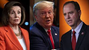 House votes to formalize Trump impeachment inquiry procedures - Axios