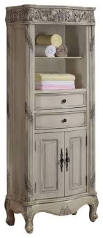 cabinets with drawers and shelves. 28 inch linen cabinet with two doors and drawers traditional-bathroom- cabinets- cabinets shelves h