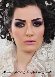 shariffah al sadah makeup artist asian bridal makeup arabic makeup and cosmetics