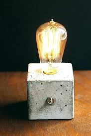 table lamp with edison bulb bulb desk lamp s s vintage bulb table lamp edison bulb table
