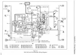47 ford sedan wiring diagram 47 wiring diagrams