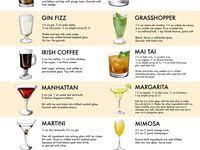 39 лучших изображений доски «coctails recipes» | Рецепты ...