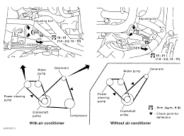 2000 infiniti q45 serpentine belt routing and timing belt diagrams rh 2carpros 1995 infiniti q45 1998 infiniti q45