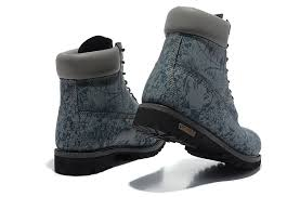 timberlands boots all black 10081 zoo blue grey mens waterproof boot winter boot snow boots