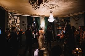 bride s dress laure de sagazan via the mews notting hill groom s suit walter slater ceremony the asylum london reception east dulwich tavern