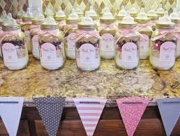 How To Decorate A Mason Jar Decorating Mason Jars For Baby Showers Baby Shower Mason Jar 59