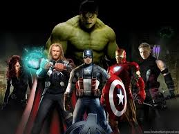 Avengers Wallpapers HD Wallpapers Cave ...