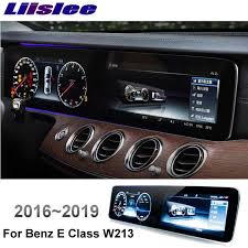 Elena luchian, october 17, 2017. Liandlee Car Multimedia Player Lcd Dashboard Digital For Mercedes Benz Mb E Class W213 2016 2019 Stereo No Android Gps Dashboard Car Multimedia Player Aliexpress