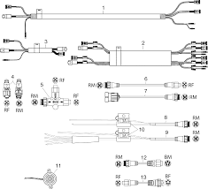 diagram of 1978 electrical omc outboard accessories wiring kitsingle harnesses connectors i command evinrude johnson omc outboard diagram of 1978 electrical omc outboard accessories wiring kitsingle