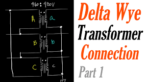 introduction to the delta wye transformer connection part 1 delta Delta Transformers Diagrams introduction to the delta wye transformer connection part 1 delta connection youtube delta transformer diagram