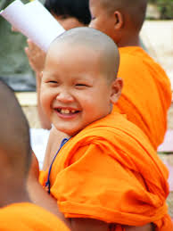 Image result for Happy monk
