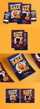 halloween sale flyer halloween sale flyer by vector_vactory graphicriver