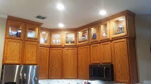 Installing Cabinets In Kitchen Kitchen Kitchen Cabinet Display Kitchen Cabinet Display Lights