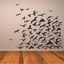 impressive 30 birds wall art design decoration best 25 bird flying swallows wall art