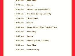 Party Agenda Templates Free Templates Party Agenda Template Itinerary Schedule