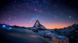Winter Night Wallpaper Beautiful HD ...
