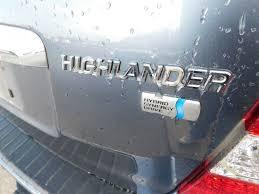 2006 Used Toyota Highlander Hybrid 4dr 2WD LTD at Toyota of ...