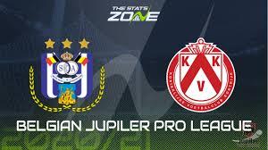 2020-21 Belgian Jupiler Pro League – Anderlecht vs Kortrijk Preview &  Prediction - The Stats Zone