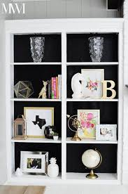7 home decor pieces to update with adhesive contact paper