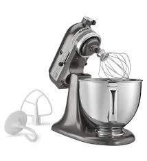 kitchenaid 4 5 quart tilt head stand mixer. artisan® series 5-quart tilt-head stand mixer kitchenaid 4 5 quart tilt head
