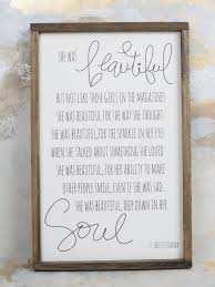 She Was Beautiful Quote F Scott Fitzgerald Book Best Of She Was Beautiful Wall Art